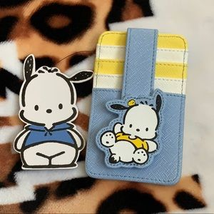 💖NEW Pochacco Loungefly Card Holder
